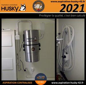 aspiration-centralisee-husky-chambéon-42110-loire-auvergne-rhone-alpes